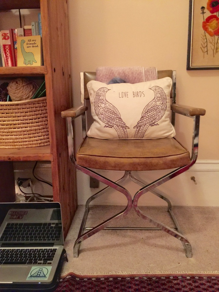 I Found a Chair! on The Tufted