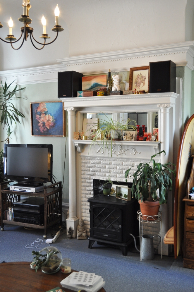 An Eclectic Abode in the Haight on The Tufted Blog